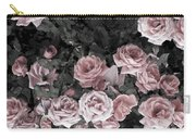 Vintage Roses In Pink 2  Carry-all Pouch