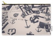 Vintage Sailing Art Carry-all Pouch