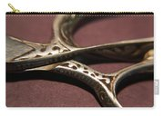 Vintage Scissors  Carry-all Pouch