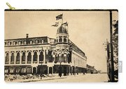 Vintage Shibe Park In Sepia Carry-all Pouch