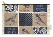 Vintage Songbird Patch 2 Carry-all Pouch