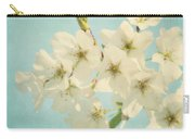 Vintage Spring Blossoms Carry-all Pouch
