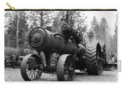 Vintage Steam Tractor Carry-all Pouch