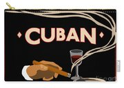 Vintage Tobacco Cuban Cigars Carry-all Pouch