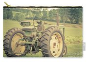 Vintage Tractor Keene New Hampshire Carry-all Pouch