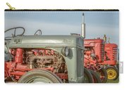 Vintage Tractors Prince Edward Island Carry-all Pouch