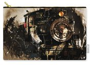 Vintage Train 06 Carry-all Pouch