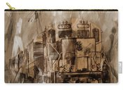 Vintage Train 09 Carry-all Pouch