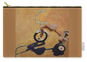 Vintage Tricycle Carry-all Pouch