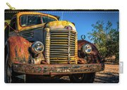 Vintage Truck Carry-all Pouch
