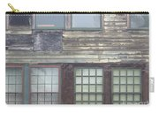 Vintage Warehouse Building Carry-all Pouch