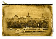 Vintage04 Carry-all Pouch by Svetlana Sewell