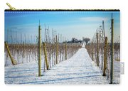 Vinyard On Down Road  Carry-all Pouch