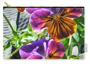 Violas Carry-all Pouch