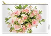 Bouquet Of Garden Roses Carry-all Pouch