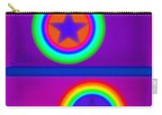 Violet Circus Carry-all Pouch