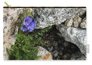 Violet Climbing  Carry-all Pouch
