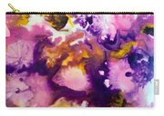 Violet Explosion  Carry-all Pouch