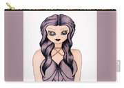 Violet Femme Carry-all Pouch