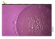 Violet Oil Drops Carry-all Pouch