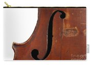 Violin Clef Carry-all Pouch