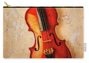 Violin Dreams Carry-all Pouch