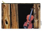 Violin In Window Carry-all Pouch