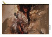 Violin Lady  Carry-all Pouch
