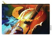Violin Painting Art 51 Carry-all Pouch