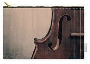 Violin Portrait  Carry-all Pouch