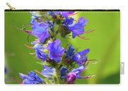 Viper's Bugloss  Carry-all Pouch