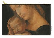 Virgin And Child 1470 Carry-all Pouch