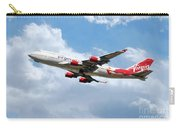 Virgin Boeing 747 Carry-all Pouch