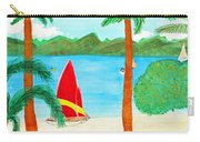 Virgin Island Memories Carry-all Pouch