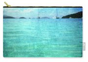 Virgin Islands Blues Carry-all Pouch