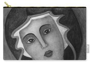 Virgin Mary Carry-all Pouch