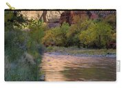Virgin River Reflection Carry-all Pouch