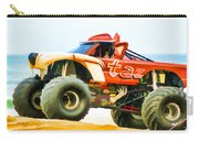 Virginia Beach Monster Truck Rally Carry-all Pouch