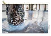 Virginia Beach Pier Carry-all Pouch