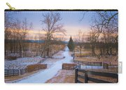 Virginia Country Lane Carry-all Pouch