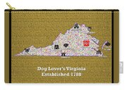 Virginia Dog Lovers Carry-all Pouch