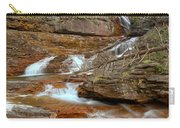 Virginia Fall Glacier Cascades Carry-all Pouch