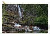 Virginia Falls In The Pool Carry-all Pouch