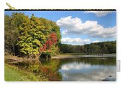 Virginia Kendall Park Carry-all Pouch by Kristin Elmquist