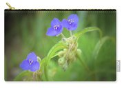 Virginia Spiderwort Carry-all Pouch