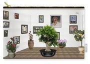 Virtual Exhibition -  Bonsai 13 Carry-all Pouch