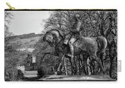 Viscount Gough On Horseback. Carry-all Pouch