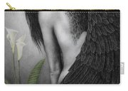 Visible Darkness Carry-all Pouch by Pat Erickson