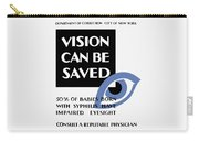 Vision Can Be Saved - Wpa Carry-all Pouch