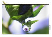 Vision In A Raindrop Carry-all Pouch